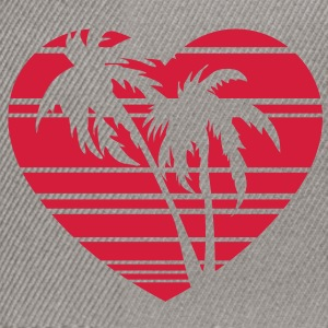 palm heart T-shirts - Snapbackkeps