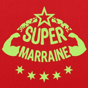 super marraine bras muscle stars1 Tee shirts Enfants - Tote Bag