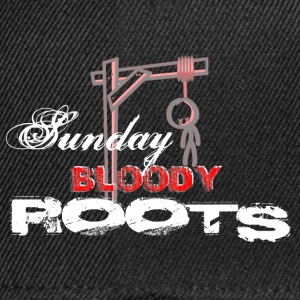 sunday bloody roots Sacs - Casquette snapback