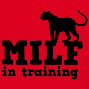milf in training with cougar big cat Hoodies & Sweatshirts - Men's T-Shirt