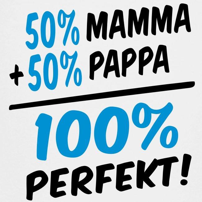 100 prosent perfekt gutt