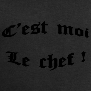 c'est moi le chef ! Bags  - Men's Sweatshirt by Stanley & Stella