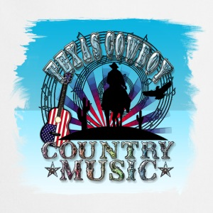 texas cowboy country music Sweat-shirts - Tablier de cuisine