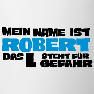 robert T-Shirts - Tasse