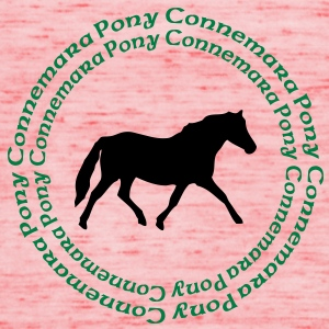 Connemara Pony -this design lets you change the colours Bags  - Women's Tank Top by Bella