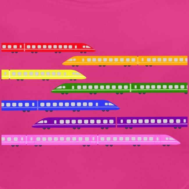 Colour Trains