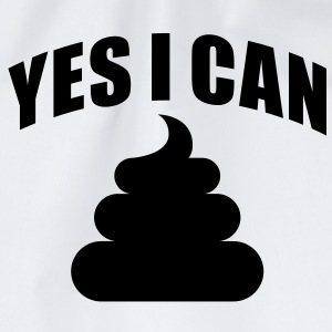 Yes i can do Baby Body - Turnbeutel