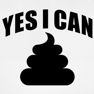 Yes i can do Baby Body - Cappello con visiera
