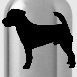 Jack Russel T-Shirts - Trinkflasche