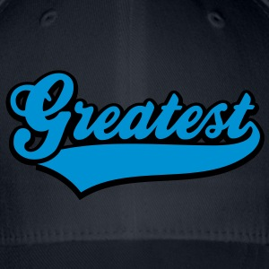 Greatest 2C Design T-Shirt HN - Casquette Flexfit