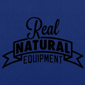 Real Natural Equipment T-Shirts - Tote Bag