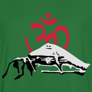 Mt. Kailash Tibet t-shirt tshirt Hoodies & Sweatshirts - Men's Football Jersey