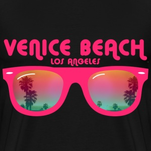 Venice Beach Los Angeles Vesker - Premium T-skjorte for menn