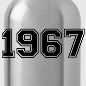 1967 T-Shirts - Trinkflasche