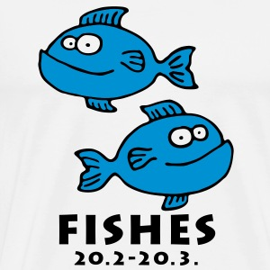 fishes_062012_d_2c  Aprons - Men's Premium T-Shirt