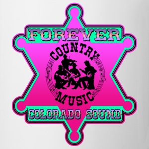 forever country music colorado sound Sweat-shirts - Tasse