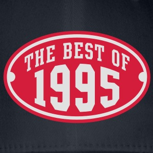 THE BEST OF 1995 2C Birthday Anniversaire Geburtstag T-Shirt - Flexfit Baseball Cap