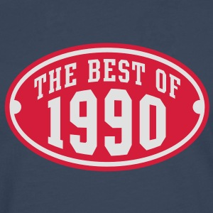 THE BEST OF 1990 2C Birthday Anniversaire Geburtstag T-Shirt - T-shirt manches longues Premium Homme