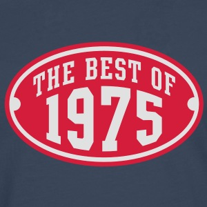 THE BEST OF 1975 2C Birthday Anniversaire Geburtstag T-Shirt - Männer Premium Langarmshirt