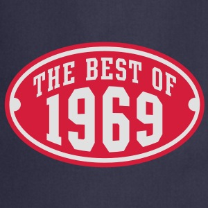 THE BEST OF 1969 2C Birthday Anniversaire Geburtstag T-Shirt RN - Grembiule da cucina