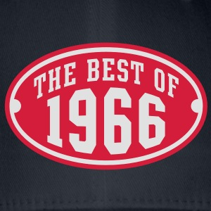 THE BEST OF 1966 2C Birthday Anniversaire Geburtstag T-Shirt RN - Czapka z daszkiem flexfit