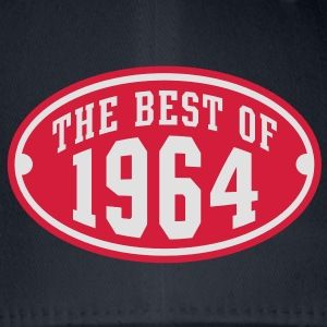 THE BEST OF 1964 2C Birthday Anniversaire Geburtstag T-Shirt RN - Cappello con visiera Flexfit