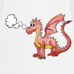 Gregory the Dragon - Cooking Apron