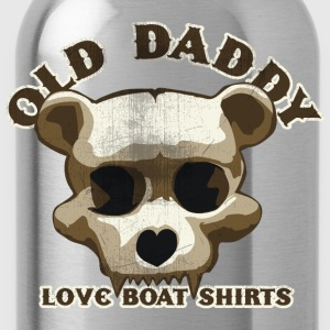 Old Daddy Skull Tee shirts - Gourde