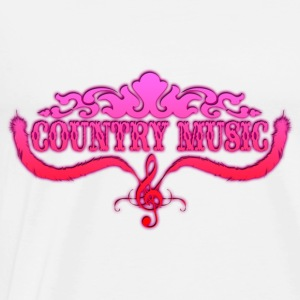 country music Sweat-shirts - T-shirt Premium Homme