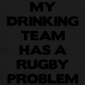 My Drinking Team Has a Rugby Problem Bags  - Men's Premium T-Shirt
