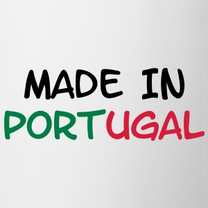 Made in PORTUGAL ! Camisetas - Taza