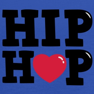 I heart Hip Hop T-shirts - Vrouwen tank top van Bella