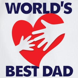 Worlds Best Dad 7 (dd)++ T-shirts - Sportstaske