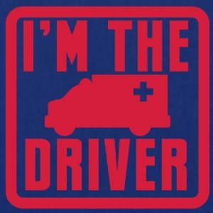 ambulance Im the ambo driver Hospital vehicle  Shirts - Tote Bag