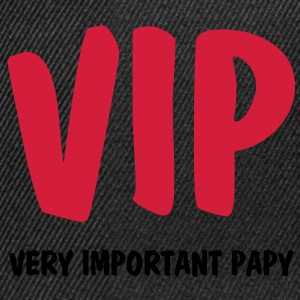 VIP - Very Important Papy Tee shirts - Casquette snapback