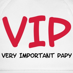 VIP - Very Important Papy Tee shirts - Casquette classique