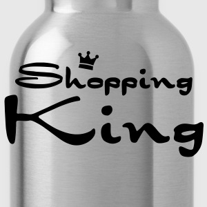 Shopping King T-Shirts - Trinkflasche