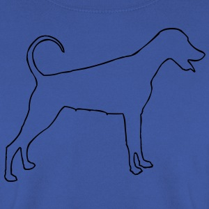 Dobermann Tee shirts - Sweat-shirt Homme