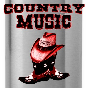 country music Shirts - Water Bottle
