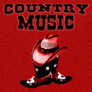 country music Shirts - Snapback Cap