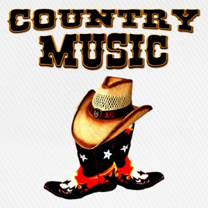 country music Accessoarer - Basebollkeps