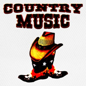 country music Accessoires - Baseballcap