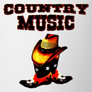 country music Gadżety - Kubek