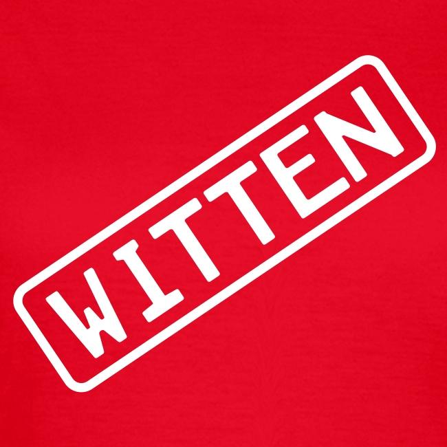 Witten - Stofftasche