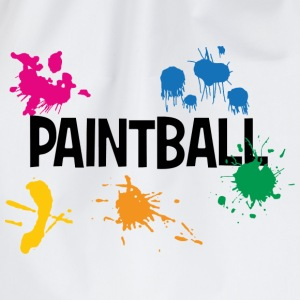Paintball !! Tee shirts - Sac de sport léger