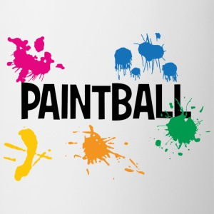 Paintball !! T-Shirts - Tasse