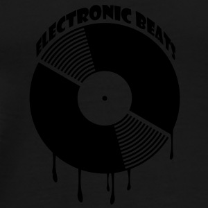 electronic_beats Bags  - Men's Premium T-Shirt