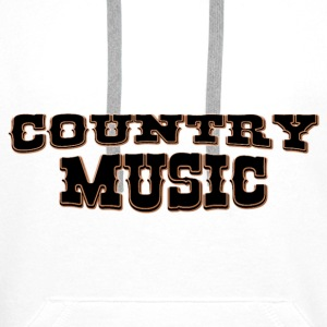 country music Accessoires - Männer Premium Hoodie