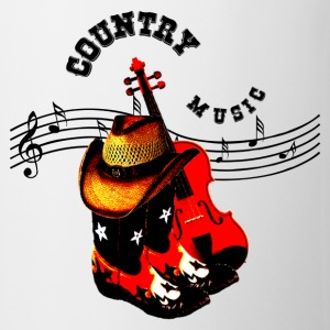 country music Shirts - Mug