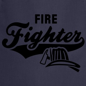 Firefighter T-Shirt - Cooking Apron